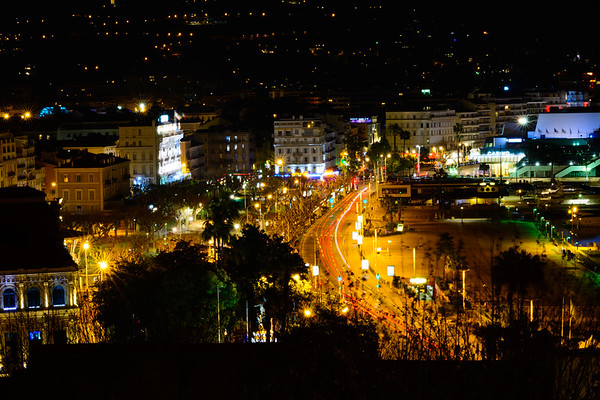Cannes by Night