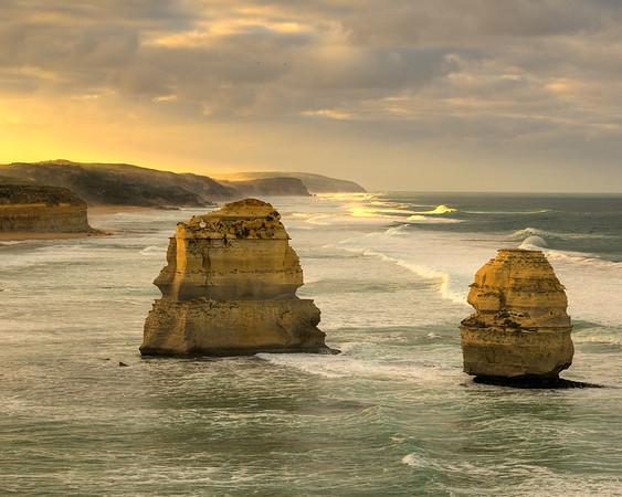 Sunrise - Twelve Apostles, Australia