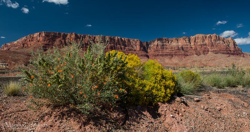 Cliffs in Arizona