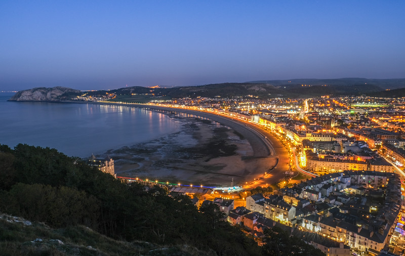 Llandudno by Night