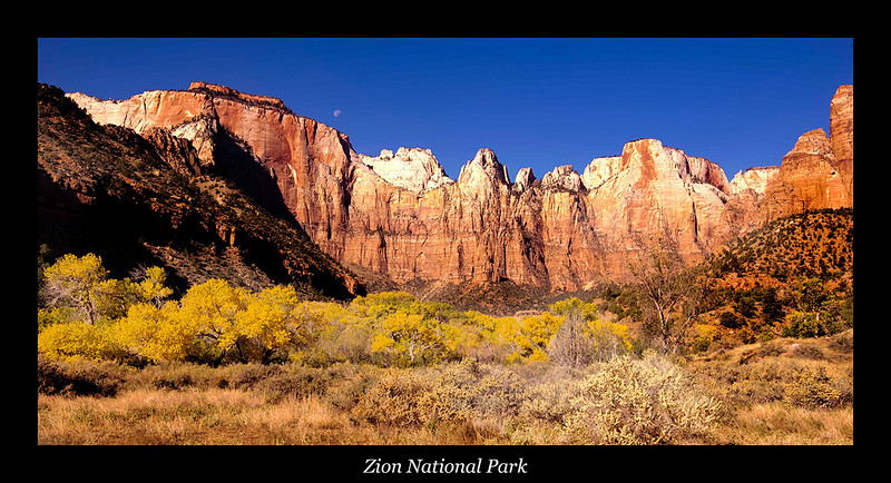 Court House, Zion National Park