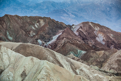 Layers of Zabriskie Point