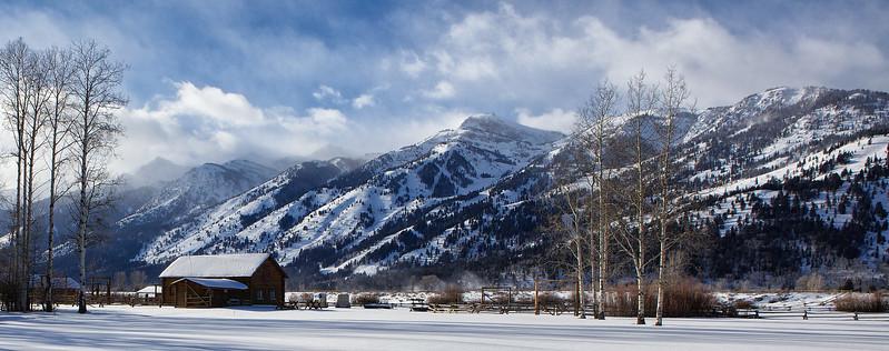 Teton Village, Wyoming. 2013