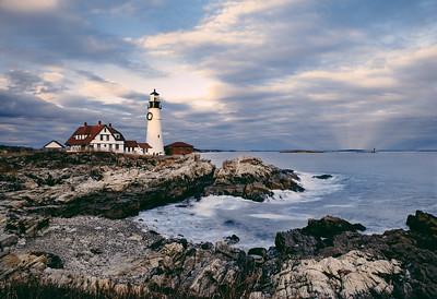 lighting the coast