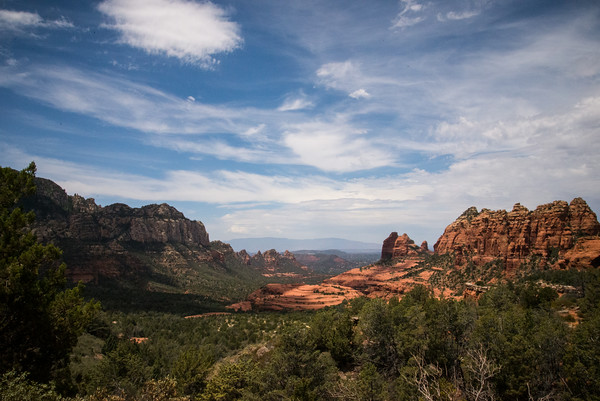 Schnebly Hill Vista, Sedona, AZ
