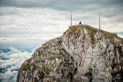 Esel Peak, Mount Pilatus, Switzerland
