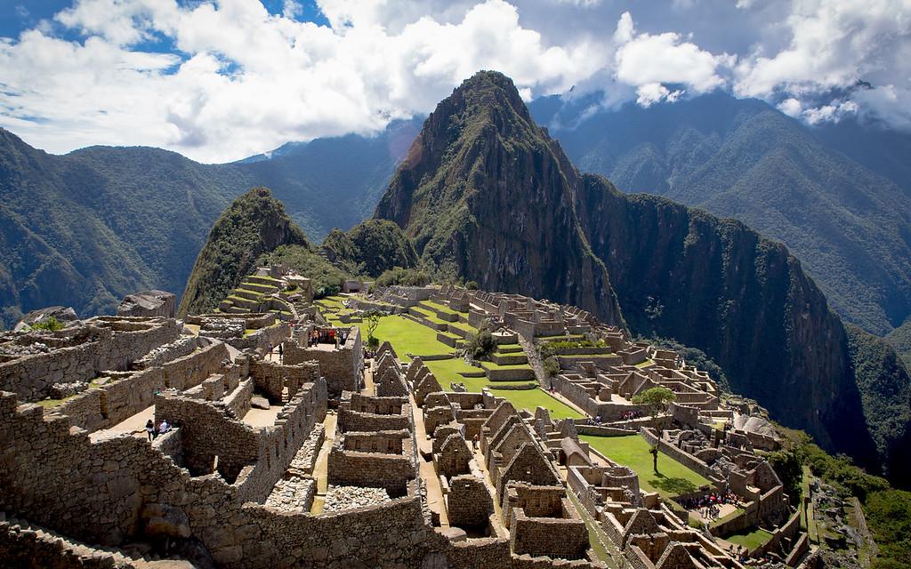 Rediscovering Machu Picchu