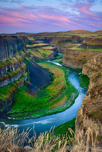 Palouse Falls Canyon – Palouse Falls State Park, Washington
