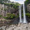 Jeonbang Falls