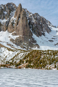 Second Lake and Temple Crag - John Muir Wilderness-5