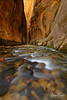 Wall Street, The Narrows, Zion National Park, Utah