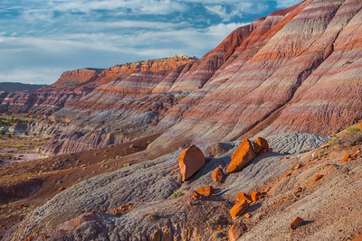 Colorful Geology