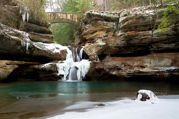 Upper Falls, Hocking Hills State Park, OH