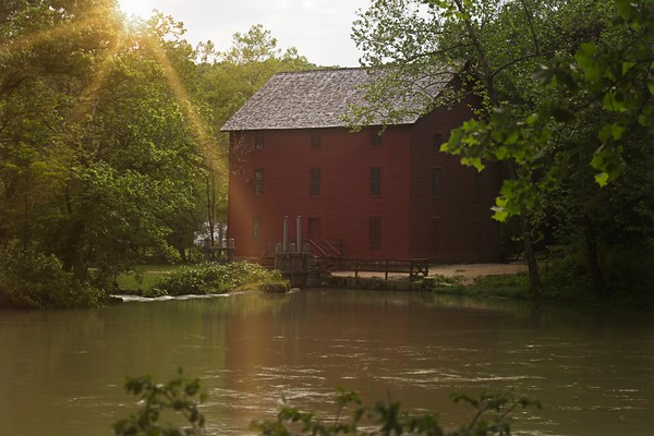 The Magic of Alley Mill & Spring