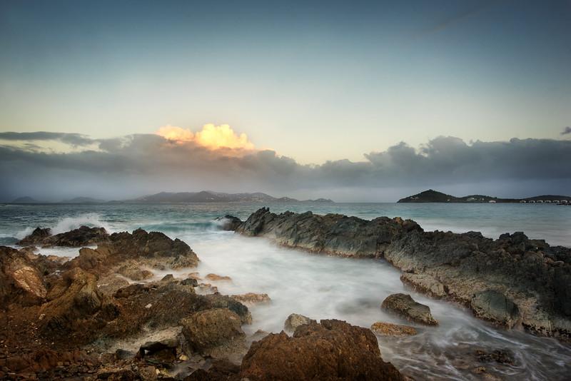 Pretty Klip Point - St Thomas Virgin Islands 2018