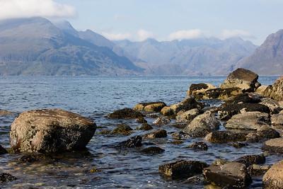 Mountains of Skye