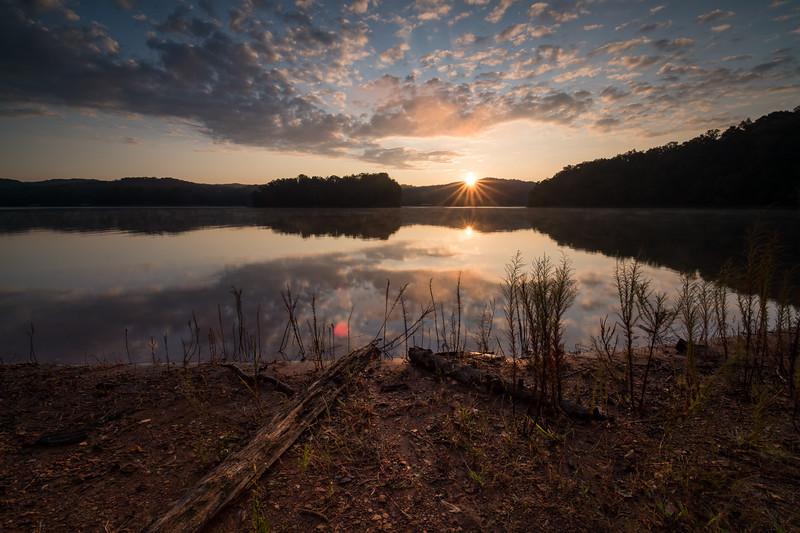Summer Morning at Wahoo Creek