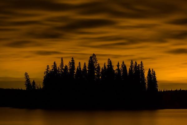 Ness Lake City Glow