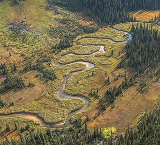 Whirlpool River, Jasper NP