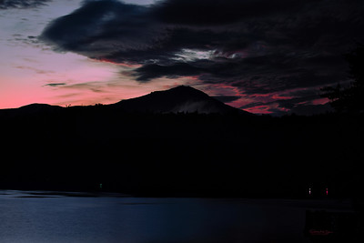 Lake Placid Sunrise