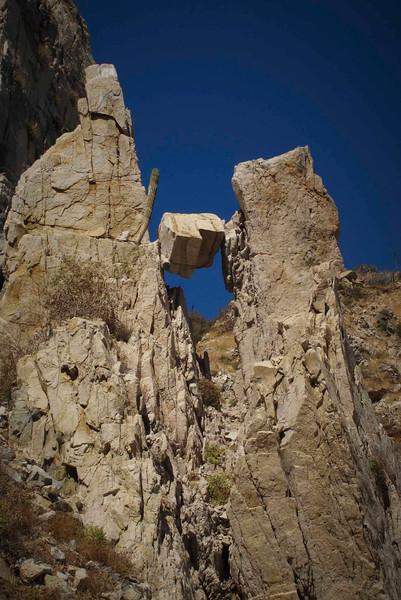 """Balancing Rock""  Mexico, Central America"