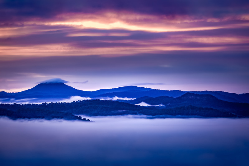 Wombanook Sunrise