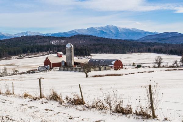 Mt. Mansfield, Fletcher, Vermont
