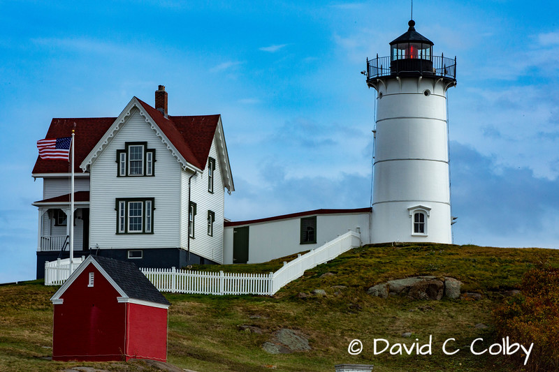 Cape Neddick Light