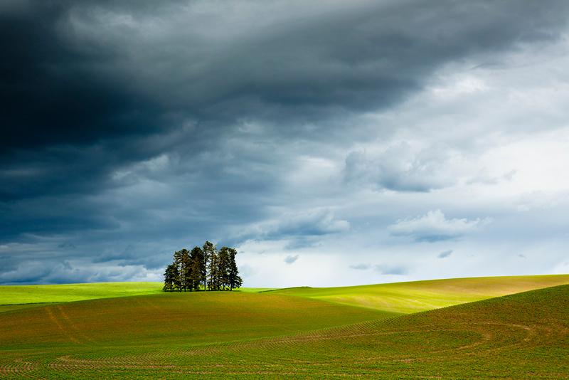 Palouse, Washington State