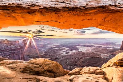 Mesa Arch, Canyonlands National Park, Utah