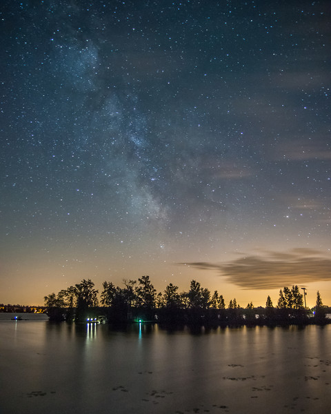 Kawartha Milky Way