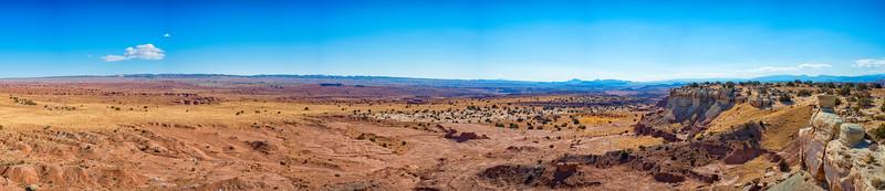 Rocks - Panorama - Utah-2