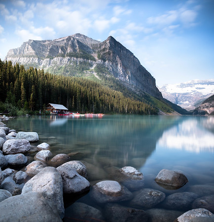 Lakeside Mornings