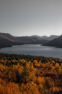 Taken at Fish Lake, Whitehorse Yukon
