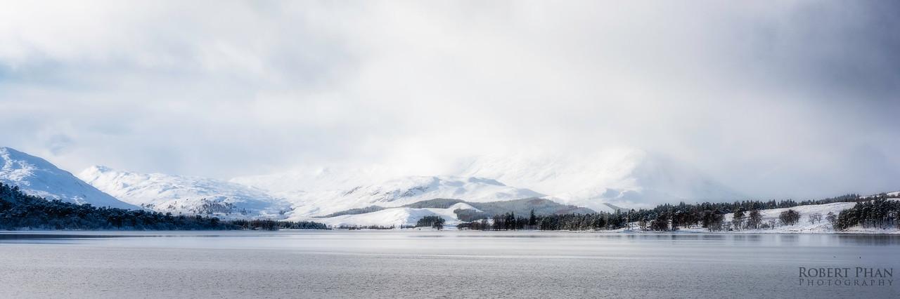 Snow Lake Pano