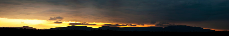 Comeragh Sunset