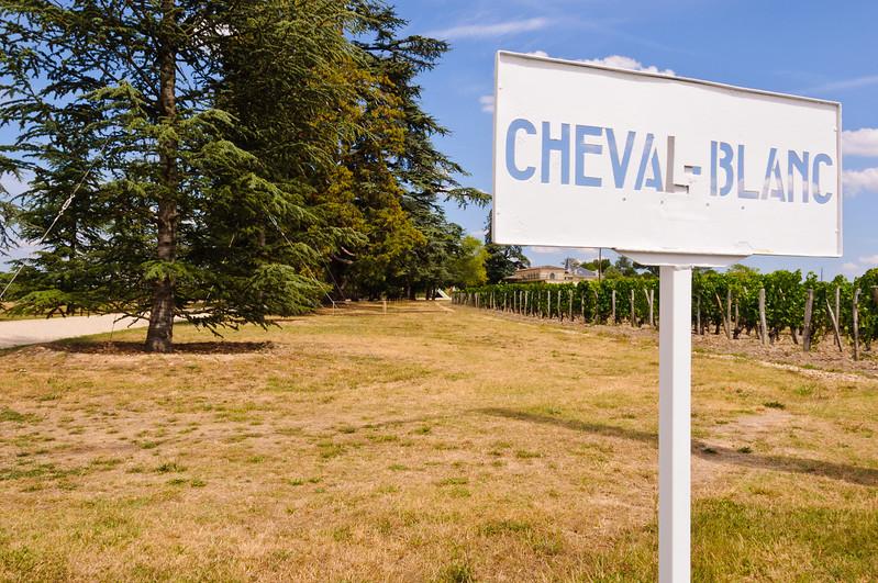 Chateau Cheval Blanc (Saint Emilion, Gironde, 33)