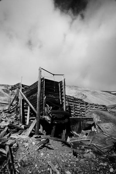 Mt. Sherman Mine Ruins