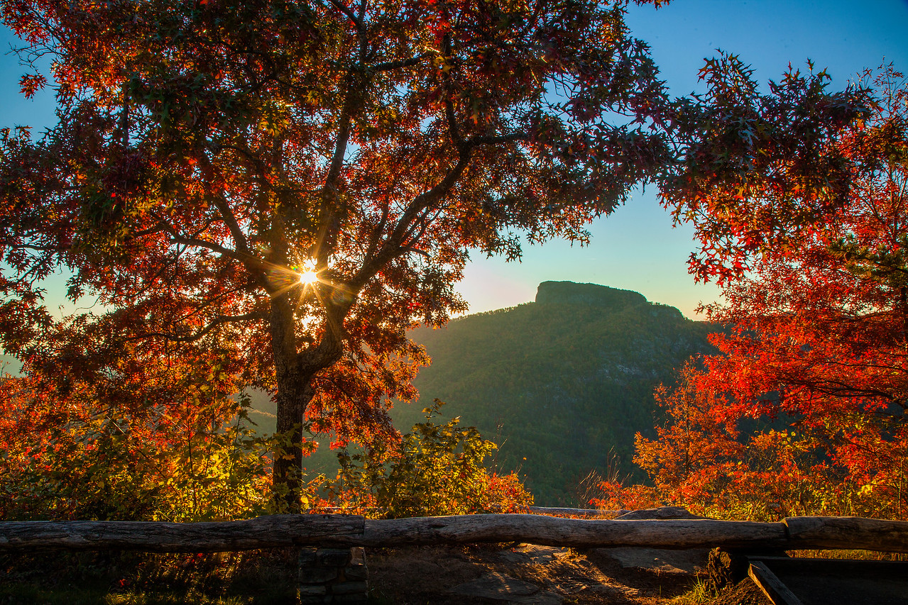Autumn Table Rock