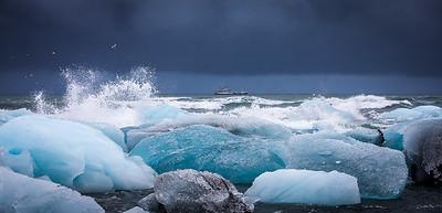 Iceland Fishing Trawler