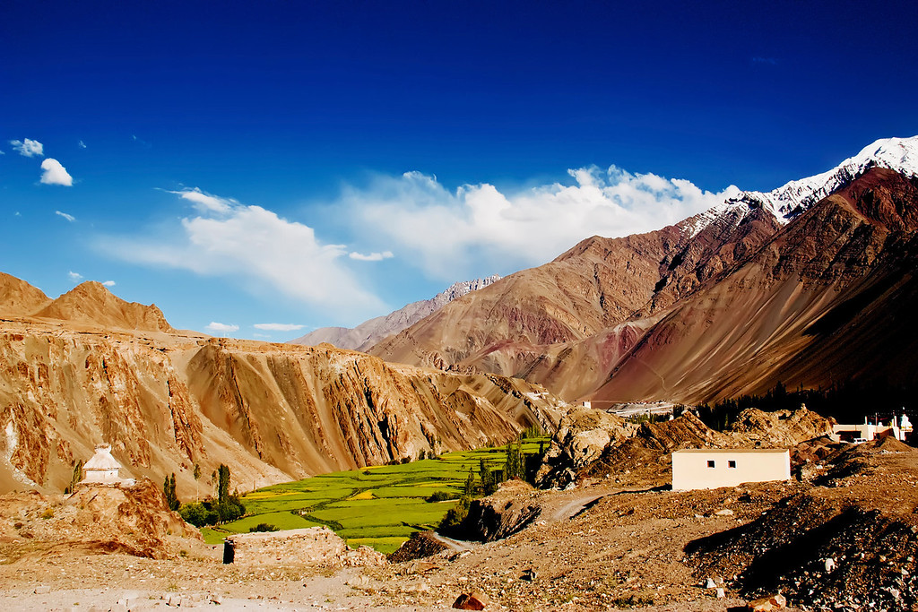 The Home of the Gods. Alchi, Ladakh,