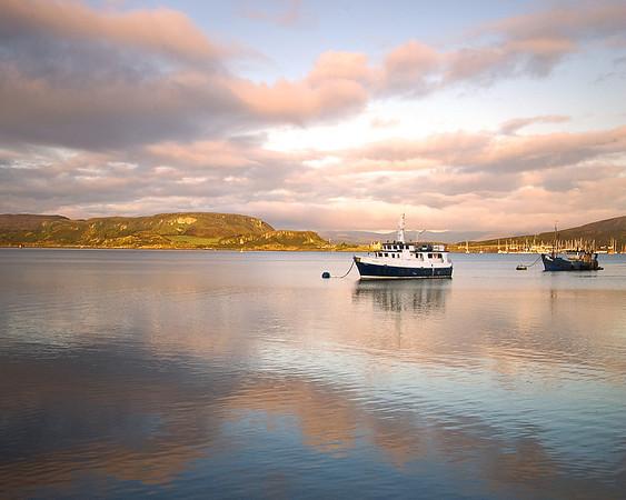 Daybreak - Oban, Scotland