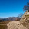 Le chemin de montagne