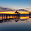 Reflected Pier