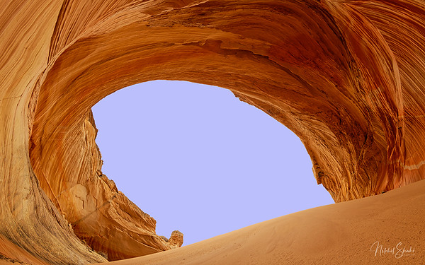 The Alcove, Coyote Buttes North, Arizona