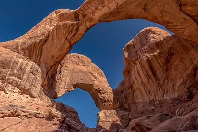 Double Arch in the Morning