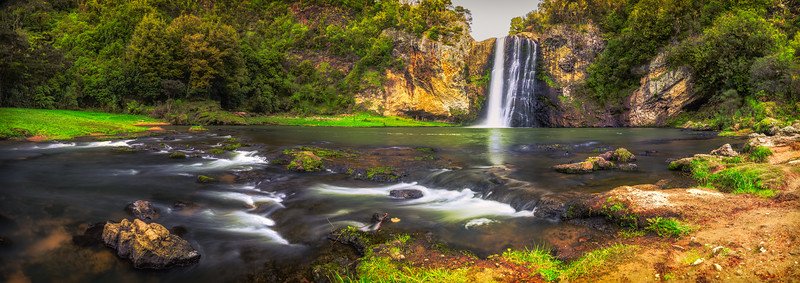Hunua Falls, New Zealand