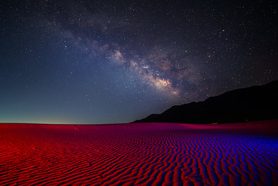 Psychedelic Dunes