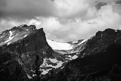 The Last Snow - Rocky Mountains Colorado
