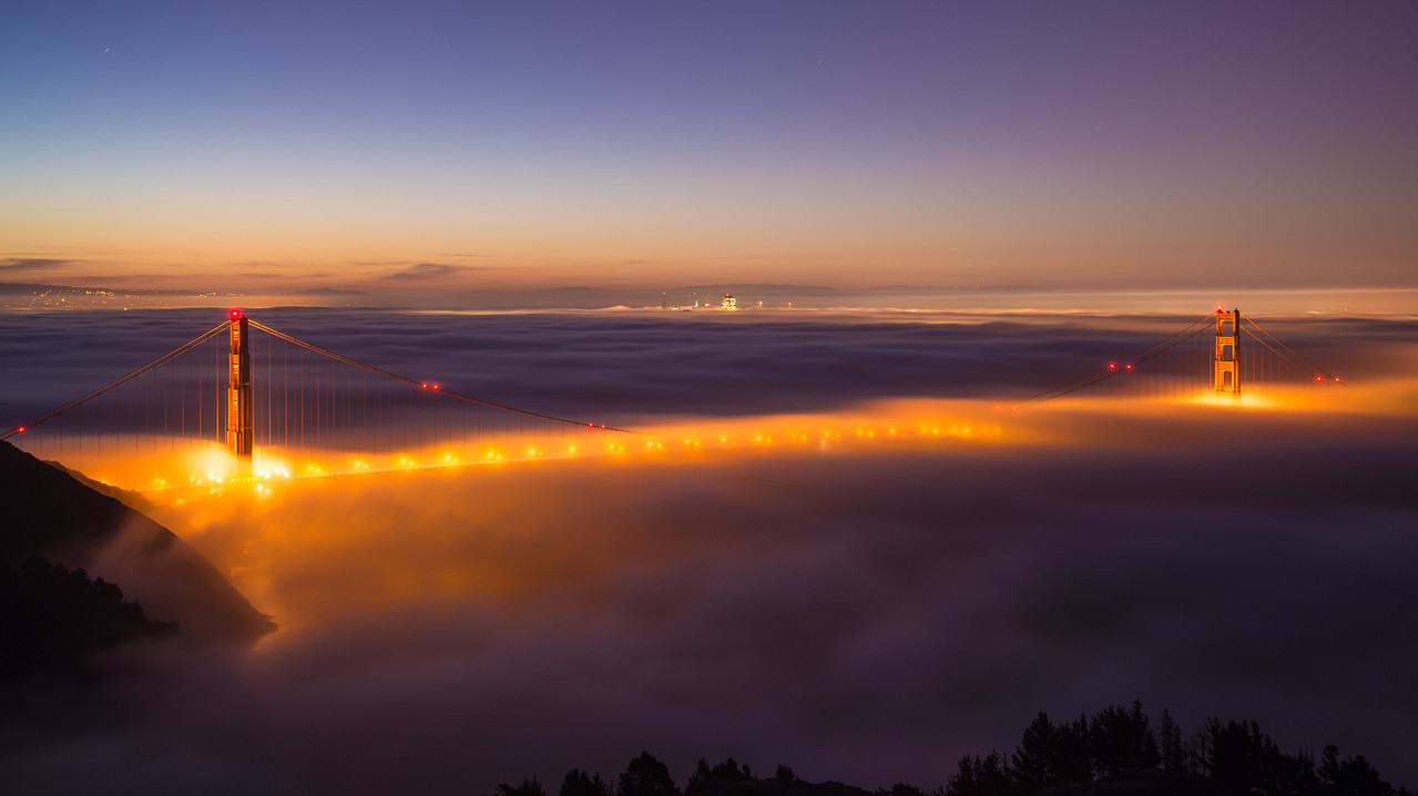 Here's hoping for fog
